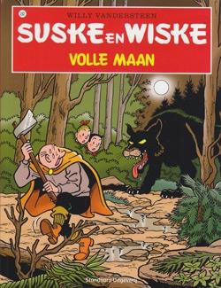 Suske en Wiske softcover nummer: 252. Hertekende cover.