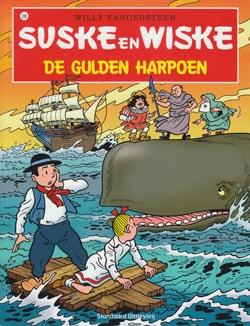 Suske en Wiske softcover nummer: 236. Hertekende cover.