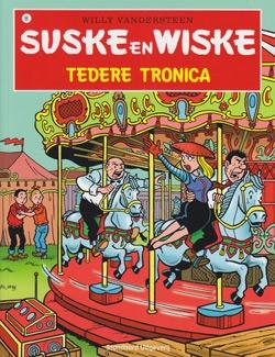 Suske en Wiske softcover nummer: 86. Hertekende cover.