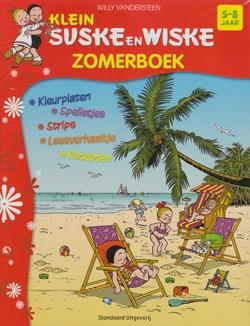 Klein Suske en Wiske zomerboek 2008.