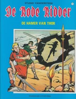 De Rode Ridder softcover nummer: 45. (VUM herdruk).