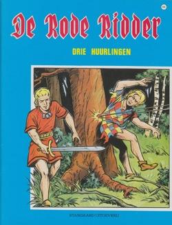 De Rode Ridder softcover nummer: 44. (VUM herdruk).
