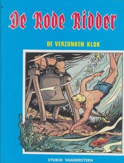De Rode Ridder softcover nummer: 38. (VUM herdruk).