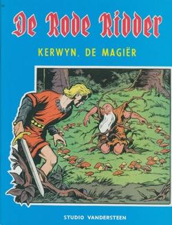 De Rode Ridder softcover nummer: 20. (VUM herdruk).