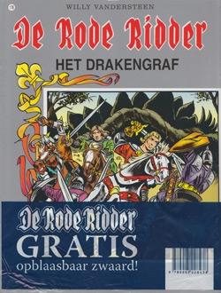 De Rode Ridder softcover nummer: 176 + Zwaard.