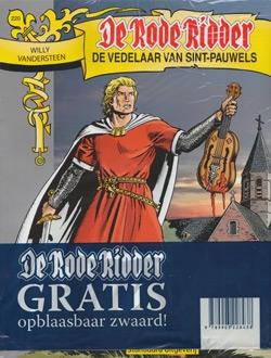 De Rode Ridder softcover nummer: 220 + Zwaard.