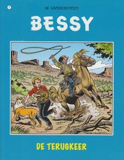 Bessy softcover herdruk nummer: 7.