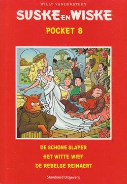 Suske en Wiske Pocket nummer: 8.
