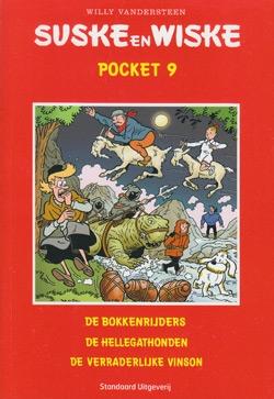 Suske en Wiske Pocket nummer: 9.