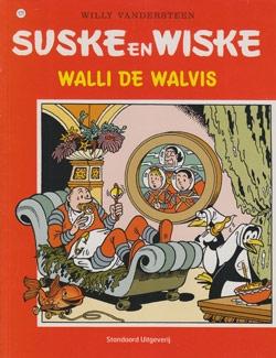 Suske en Wiske softcover nummer: 171. (licht) beschadigd.