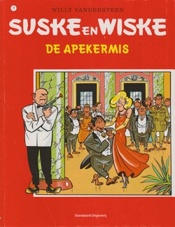 Suske en Wiske softcover nummer: 77. (licht) beschadigd.