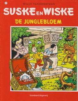 Suske en Wiske softcover nummer: 97. (licht) beschadigd.
