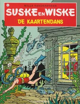Suske en Wiske softcover nummer: 101. Hertekende cover.