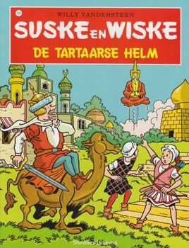 Suske en Wiske softcover nummer: 114. Hertekende cover.