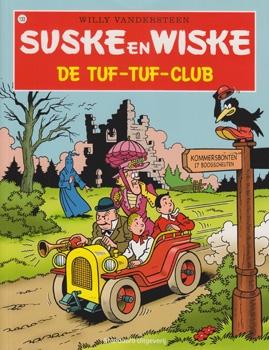 Suske en Wiske softcover nummer: 133. Hertekende cover.