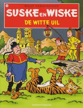 Suske en Wiske softcover nummer: 134. Hertekende cover.