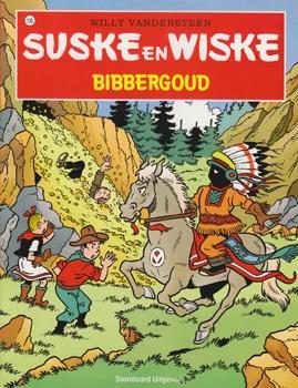 Suske en Wiske softcover nummer: 138. Hertekende cover.