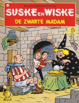 Suske en Wiske softcover nummer: 140. Hertekende cover.