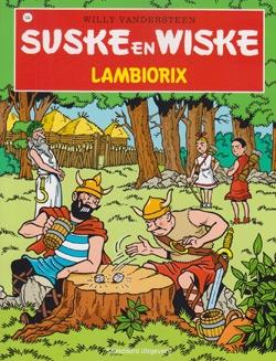Suske en Wiske softcover nummer: 144. Hertekende cover.
