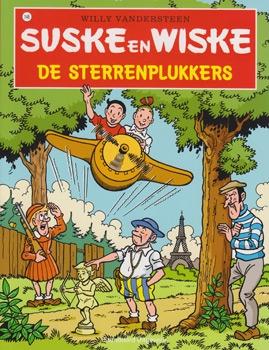 Suske en Wiske softcover nummer: 146. Hertekende cover.