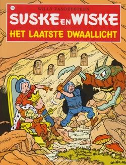 Suske en Wiske softcover nummer: 172. Hertekende cover.