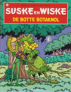 Suske en Wiske softcover nummer: 185. Hertekende cover.