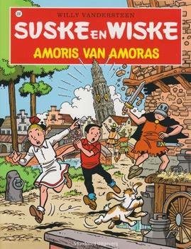 Suske en Wiske softcover nummer: 200. Hertekende cover.