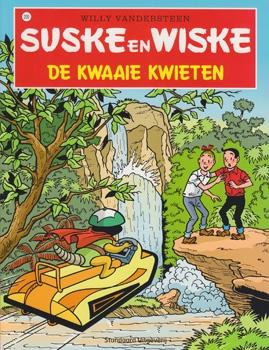 Suske en Wiske softcover nummer: 209. Hertekende cover.