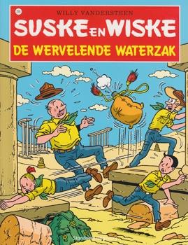 Suske en Wiske softcover nummer: 216. Hertekende cover.