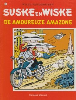 Suske en Wiske softcover nummer: 169. Oude cover.