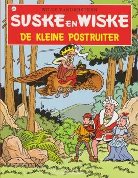 Suske en Wiske softcover nummer: 224. Hertekende cover.