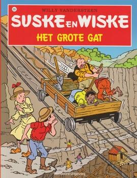 Suske en Wiske softcover nummer: 250. Hertekende cover.