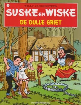Suske en Wiske softcover nummer: 78. Hertekende cover.