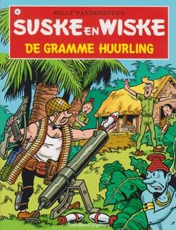 Suske en Wiske softcover nummer: 82. Hertekende cover.