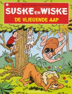 Suske en Wiske softcover nummer: 87. Hertekende cover.
