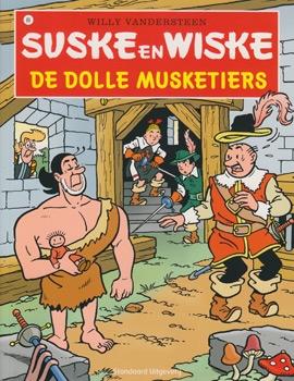 Suske en Wiske softcover nummer: 89. Hertekende cover.