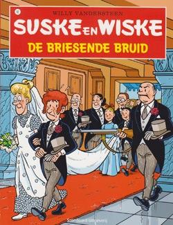 Suske en Wiske softcover nummer: 92. Hertekende cover.