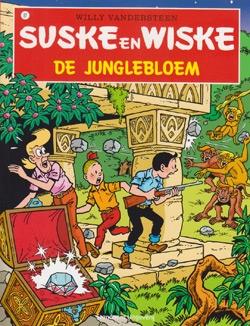 Suske en Wiske softcover nummer: 97. Hertekende cover.