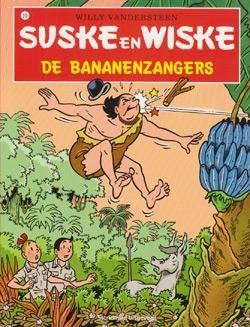 Suske en Wiske softcover nummer: 315. Hertekende cover.