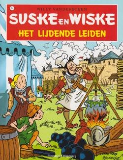 Suske en Wiske softcover nummer: 314. Hertekende cover.