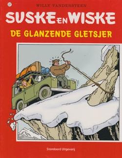 Suske en Wiske softcover nummer: 207. Oude cover.