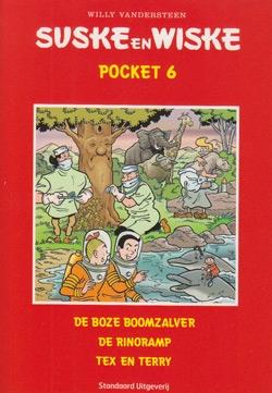Suske en Wiske Pocket nummer: 6.