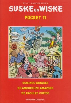Suske en Wiske Pocket nummer: 11.