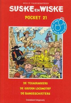 Suske en Wiske Pocket nummer: 21.