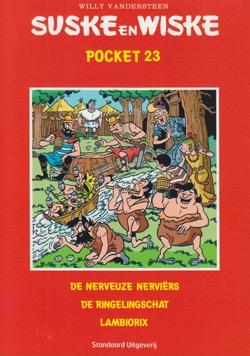 Suske en Wiske Pocket nummer: 23.