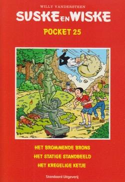 Suske en Wiske Pocket nummer: 25.