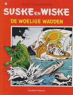 Suske en Wiske softcover nummer: 190. Oude cover.