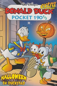 Donald Duck pocket softcover nummer: 190,5.