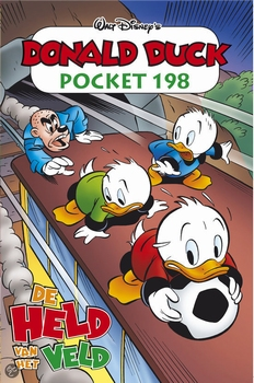 Donald Duck pocket softcover nummer: 198.