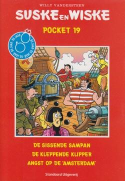 Suske en Wiske Pocket nummer: 19.